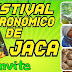 São Felipe: Vem aí o Festival Gastronômico da Jaca