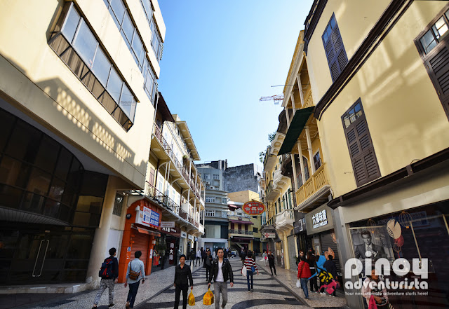 Where to buy pasalubong souvenirs in Macau