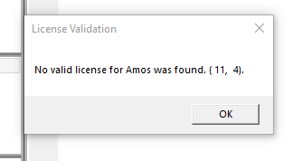 Link download phiên bản AMOS Full mới nhất