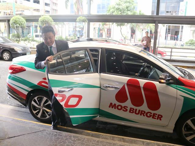 MOS Burger Philippines