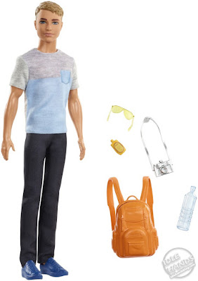 Toy Fair 2019 Mattel Barbie Doll & Accessories Ken 10