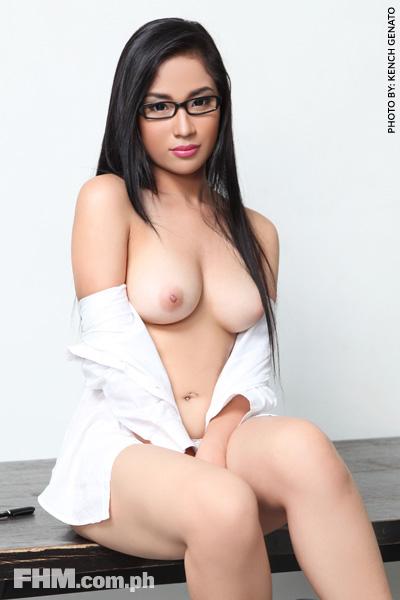 alyzza agustin topless pics 02