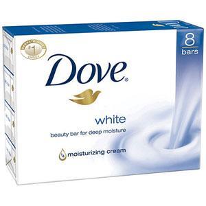 Dove 135 g White Soap
