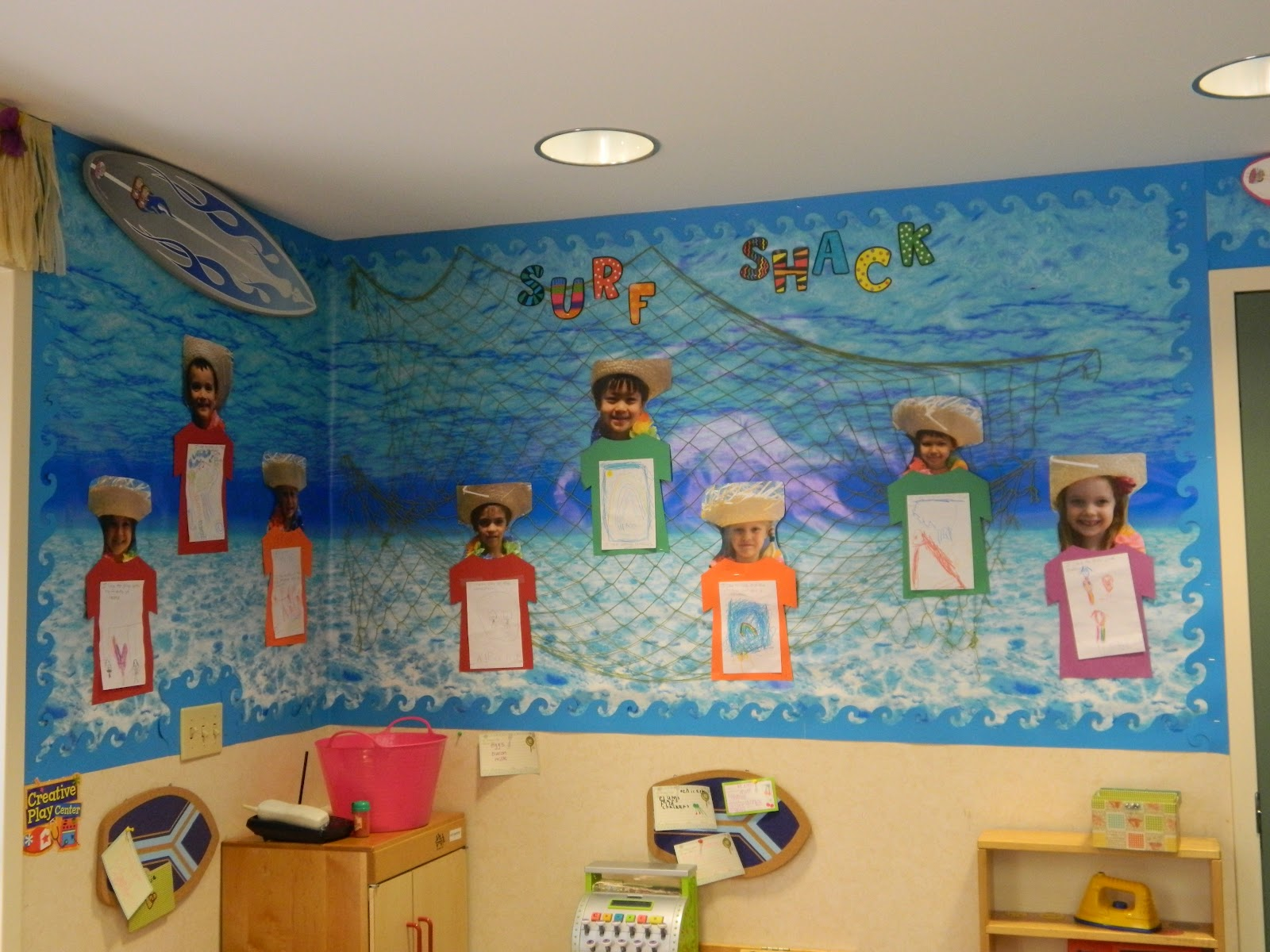 Kindergarten Milestones Classroom Tour