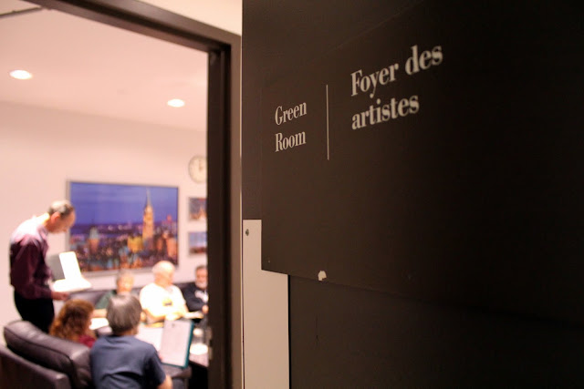 National Gallery of Canada green room
