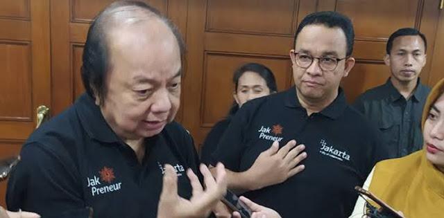 Motif Taipan Mayapada Bantu Anies, Ngambek Sama Jokowi atau Kepentingan Pilres 2024