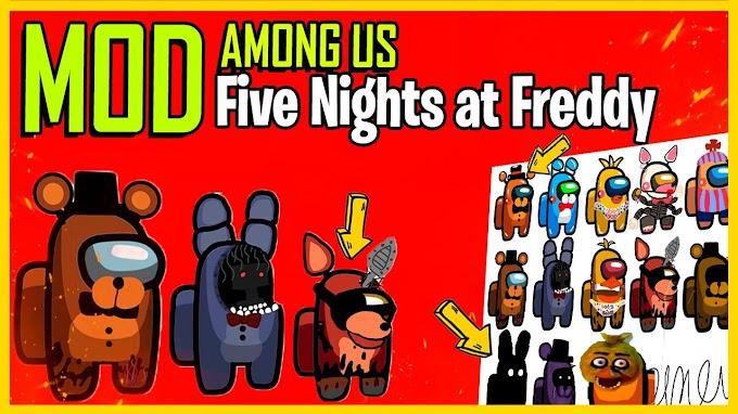 Among Us – Como jogar o mod de Five Nights at Freddy's