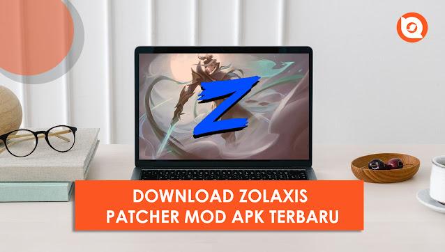 Zolaxis patcher apk 2021