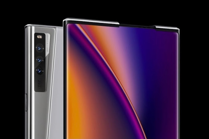Oppo X 2021, a mobile with roll-up screen to replace folding mobiles