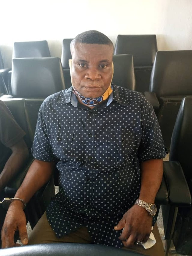 Man gets life imprisonment for raping his 14-year-old stepdaughter in Cross River state