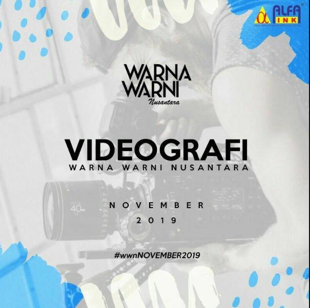 Kompetisi  VIDEOGRAFI WARNA WARNI NUSANTARA