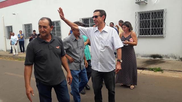 Prefeitura de Batalha – PI, investe cerca de 150 mil reais em equipamentos para a saúde no município