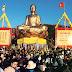 Không gian thanh tịnh thanh thoát của lễ hội Yên Tử