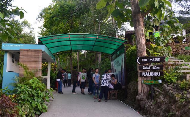 Selamat datang di Wisata Alam Kalibiru Kulon Progo Yogyakarta | © JelajahSuwanto