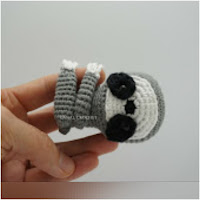 http://amigurumislandia.blogspot.com.ar/2019/06/amigurumi-perezoso-canal-crochet.html