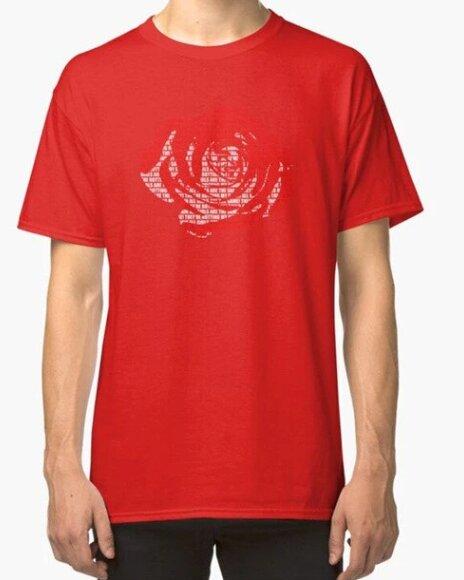 Juice Wrld 'All Girls Are the Similar Rose' T-Shirt