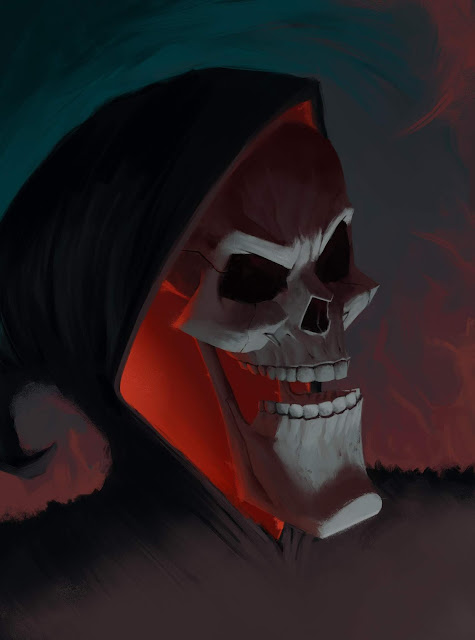 skull - Ass