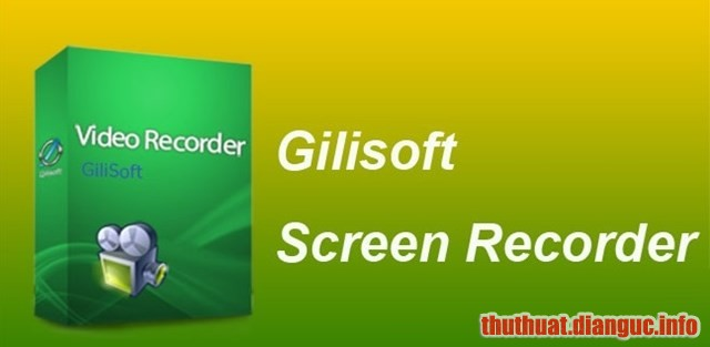 Download GiliSoft Screen Recorder 10.2.0 Full Crack