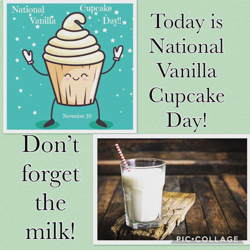National Vanilla Cupcake Day Wishes for Instagram