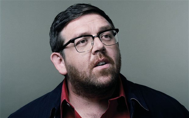 Into The Badlands - Season 2 - Nick Frost Joins Cast as a Series Regular