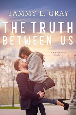 Heidi Reads... The Truth Between Us by Tammy L. Gray