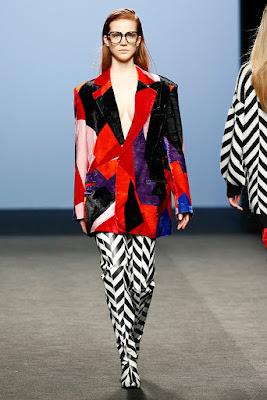 peinados Fashion Week Madrid Primavera Verano 2018 Hola - Peinados Pasarela Cibeles