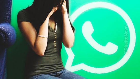 patrao demitiu empregada domestica whatsapp indenizacao