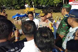 Polda NTB Musnahkan Ribuan Botol Miras Jelang Lebaran