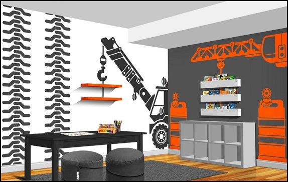 Construction Wall Decals   construction bedroom decor - construction truck decor - boys bedrooms construction themed - LEGO furniture - dump truck decor - work trucks bedding - tools construction trucks theme bedroom - under construction building site - construction themed bedroom decor - Lego bedroom decor ideas - Tool belt theme - Kids tool bedding - tool pillows - Lego bedroom furniture -
