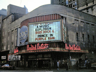 Cine United Artists Chicago - 1984