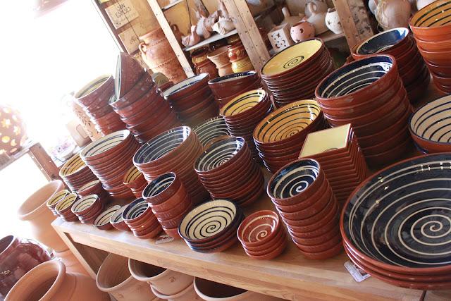 Keramikschüsseln auf Mallorca kaufen
