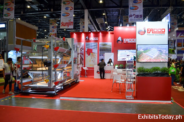 Facco Poultry Equipment Exhibit Booth