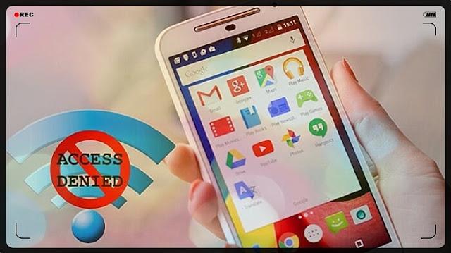 منع تطبيقات الأندرويد من الوصول إلى الانترنت فصل النت عن تطبيق معين ايقاف الانترنت عن بعض التطبيقات