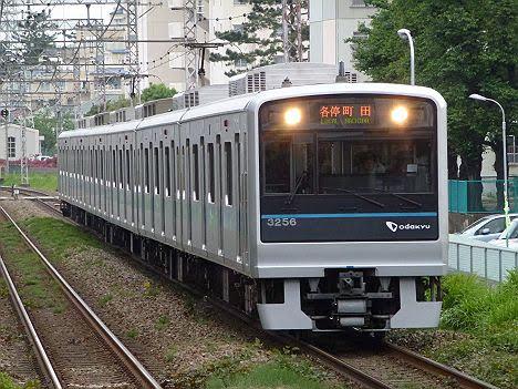 小田急電鉄 各停 町田行き3 3000形