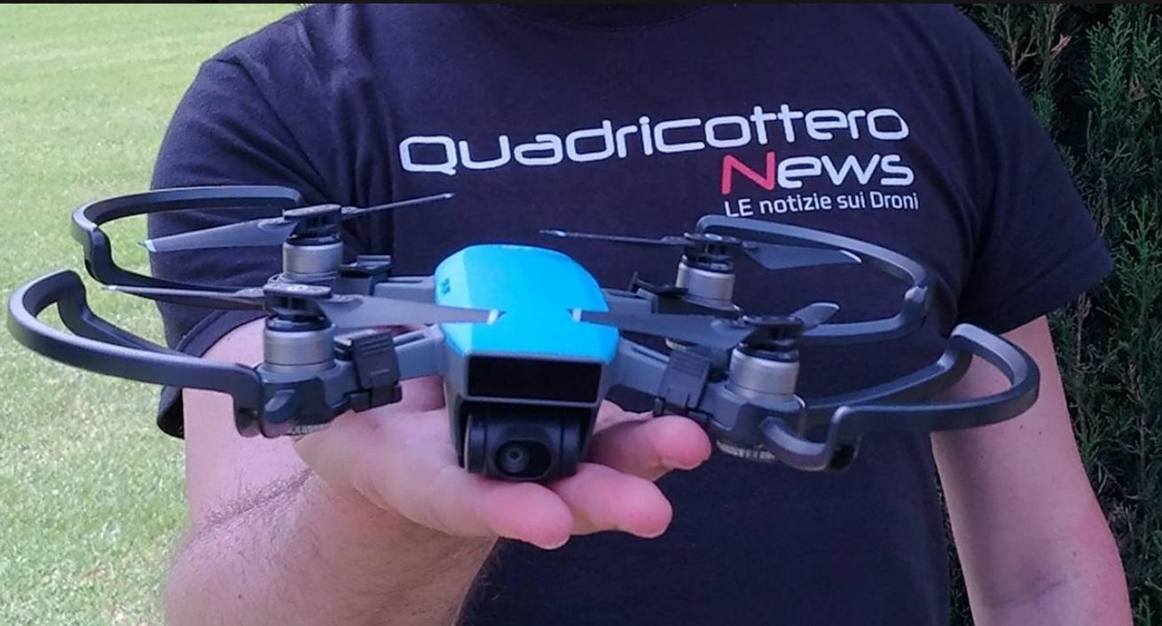 DJI Spark 2, non uscirà questa estate  Sarà il primo drone con il