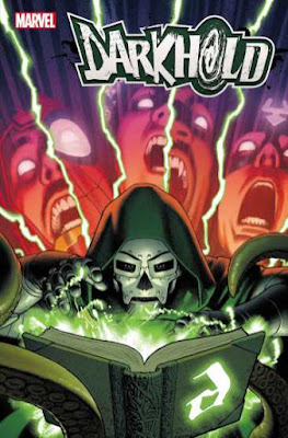 'Darkhold' de Steve Orlando para septiembre.
