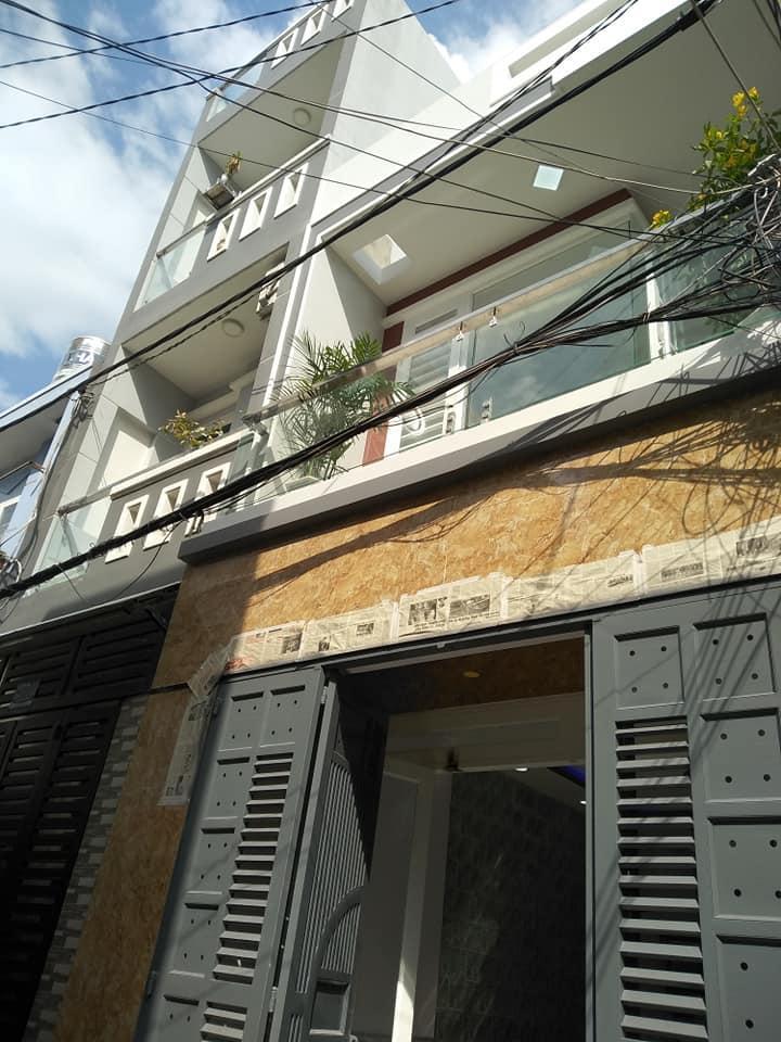 Bán nhà hẻm xe hơi 127 Lê Thúc Hoạch phường Phú Thọ Hòa quận Tân Phú