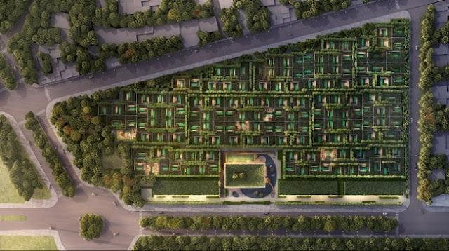 Quy hoạch The Coast Villas Bãi Trường Phú Quốc