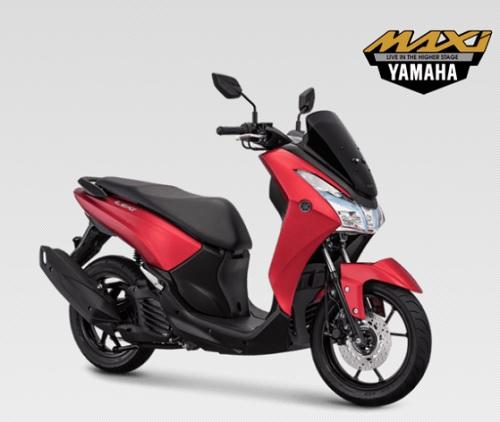 Daftar Harga Yamaha Lexi