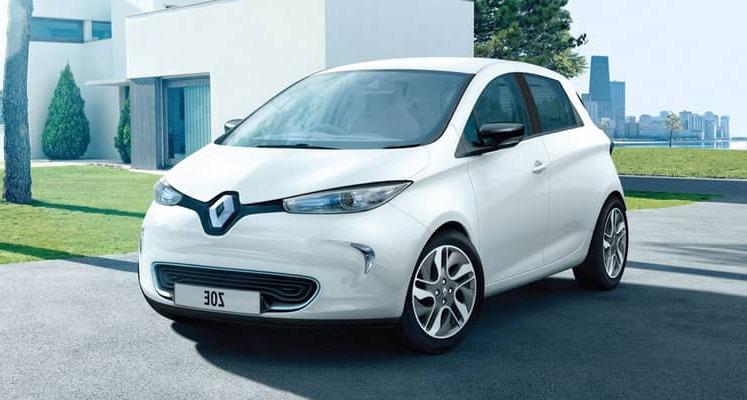 renault zoe coche eléctrico híbrido