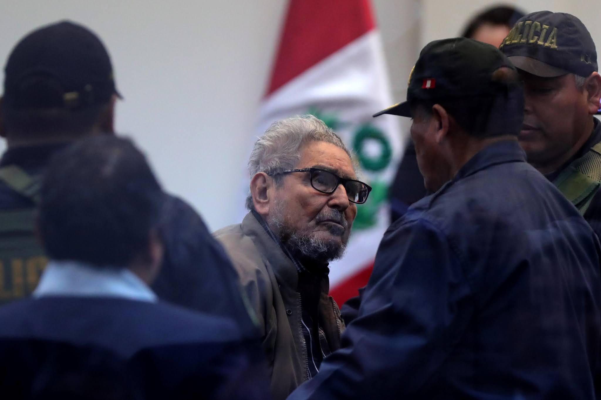 Murió en la cárcel Abimael Guzmán, fundador de la banda terrorista Sendero Luminoso