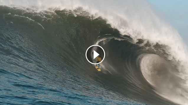Certain Death Warning Ignored by World s Best Big-Wave Surfers Amp Session Mavericks