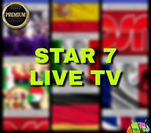Star7 Live بدون اعلانات