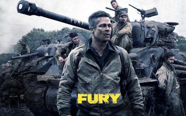 Cuồng Nộ - Fury (2014)