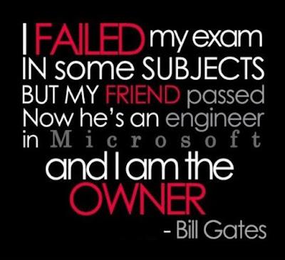 Nice Exam Quotes