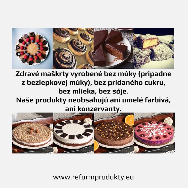 paleo reform produkty bez mlieka, bez cukru, bez múky