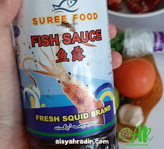 sos ikan