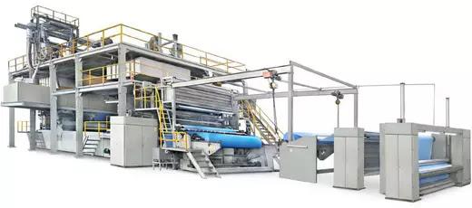 熔喷非织造生产线,熔喷非织造生产线,熔喷非织造生产线的应用,熔喷非织造生产线厂家,四川熔喷非织造生产线,熔喷非织造生产线