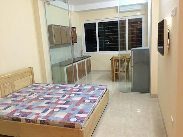 thuê căn hộ chung cư