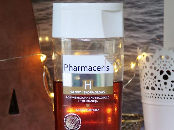 Pharmaceris, H - Keratineum, Skoncentrowany szampon wzmacniający do włosów osłabionych